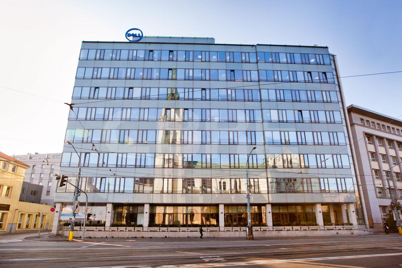 Cubus, Bratislava - Staré Mesto | Offices for rent by CBRE | 1