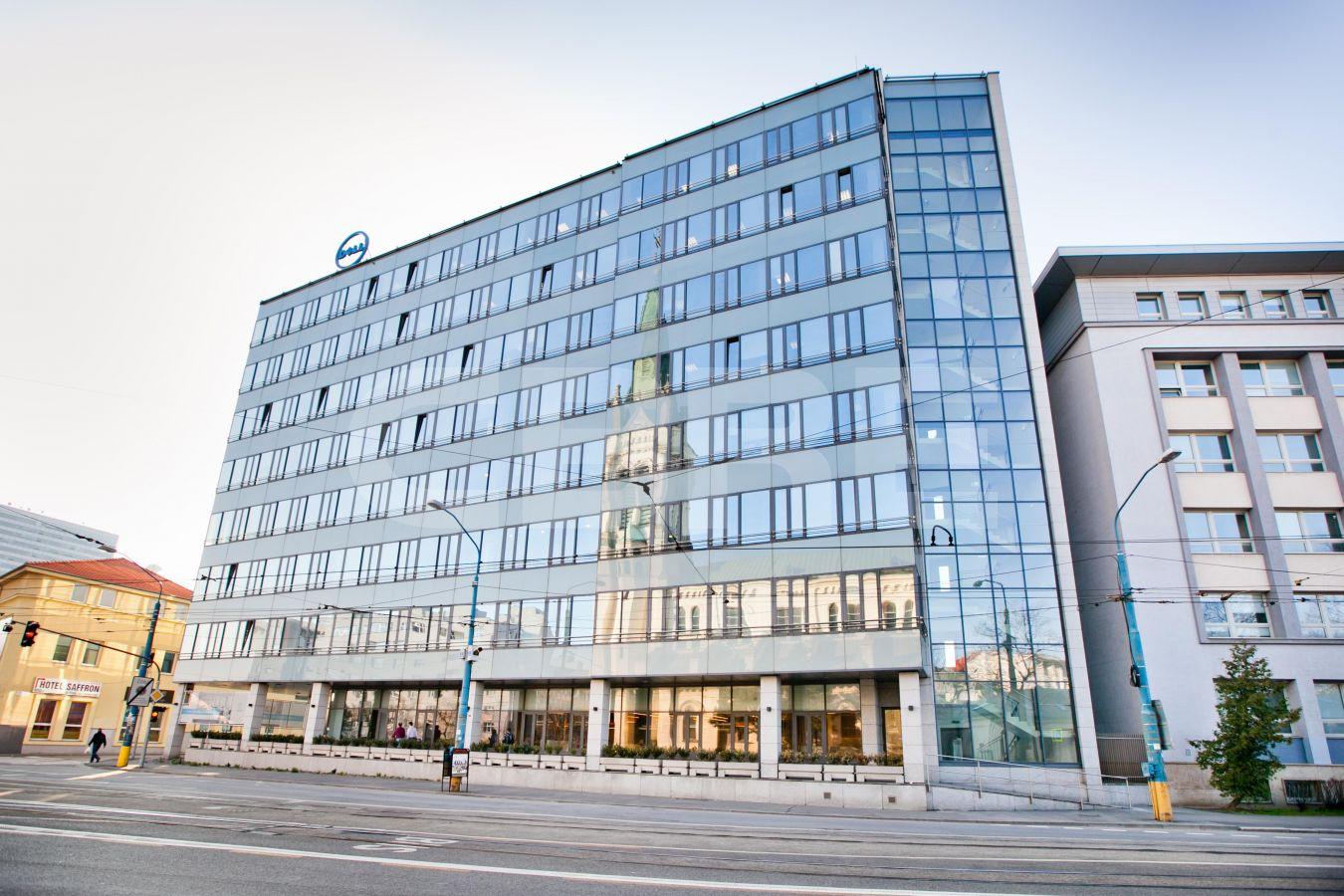 Cubus, Bratislava - Staré Mesto | Prenájom kancelárií od CBRE | 2
