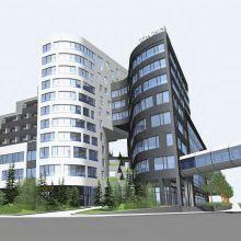 Business Center Košice III., Košice - Staré Mesto | Prenájom kancelárií od CBRE