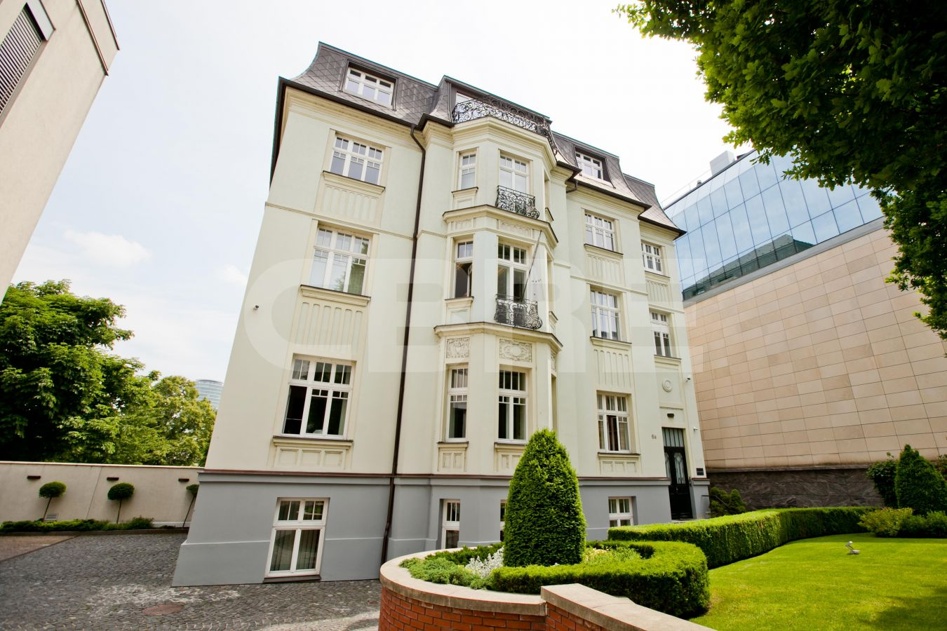 Stefanium, Bratislava - Staré Mesto | Prenájom kancelárií od CBRE | 1