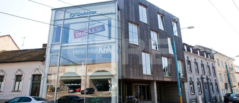 Karpatská 28, Bratislava - Staré Mesto | Offices for rent by CBRE