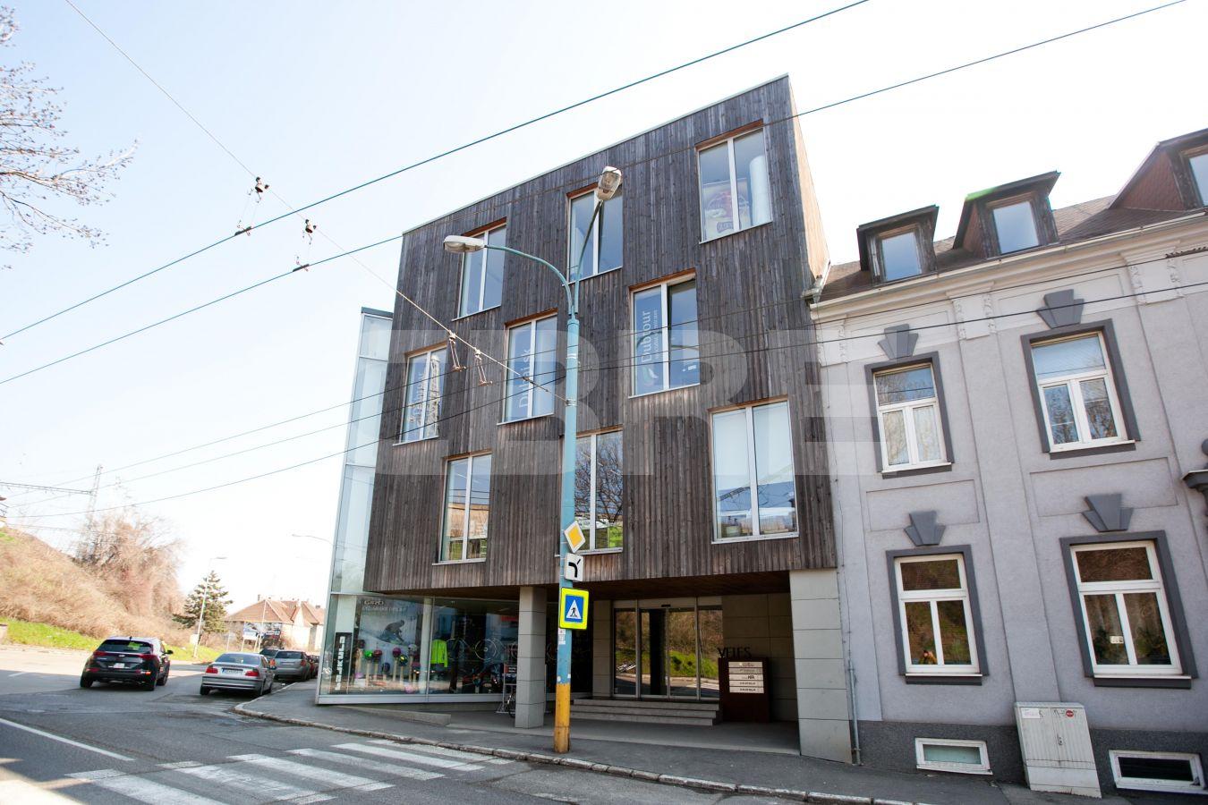 Karpatská 28, Bratislava - Staré Mesto | Prenájom kancelárií od CBRE | 1