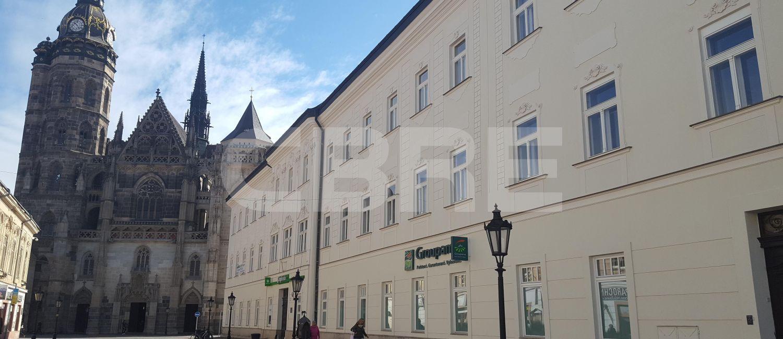 Kancelárske priestory OTP Buildings, Košice, Košice - Staré Mesto | Prenájom kancelárií od CBRE