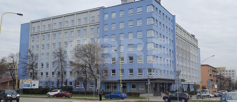 Podnikateľské centrum MEI, Košice, Košice - Staré Mesto | Offices for rent by CBRE