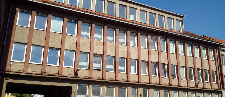 Administratívna budova Slovenská, Prešov, Prešov | Prenájom kancelárií od CBRE