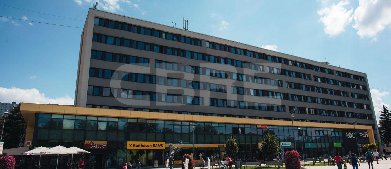 Administratívno - obchodné centrum Vranov nad Topľou, Vranov nad Topľou | Prenájom kancelárií od CBRE