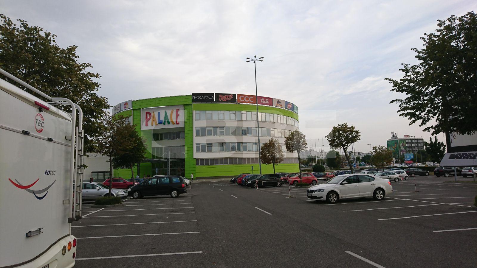 Shopping Palace Bratislava - Office Part, Bratislava - Ružinov | Prenájom kancelárií od CBRE | 1