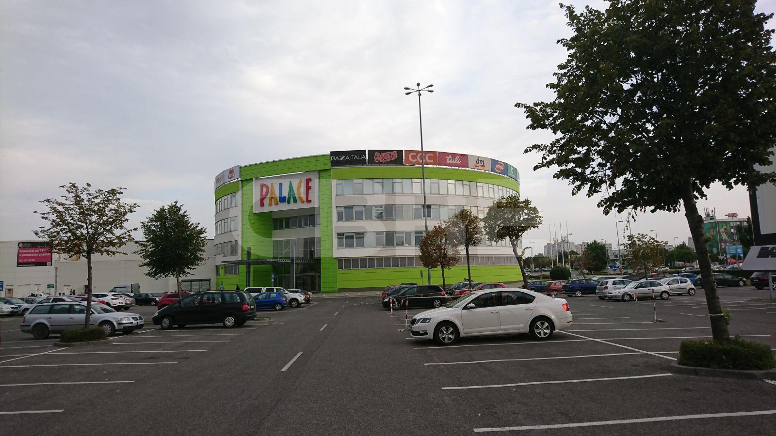 Shopping Palace Bratislava - Office Part, Bratislava - Ružinov | Prenájom kancelárií od CBRE | 2