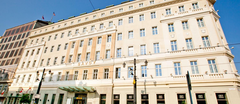 Carlton Savoy 4, Bratislava - Staré Mesto | Prenájom kancelárií od CBRE
