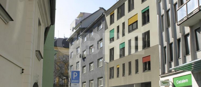 Panenská 5, Bratislava - Staré Mesto | Prenájom kancelárií od CBRE