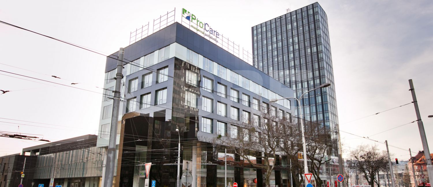 Central - small building, Bratislava - Ružinov | Offices for rent by CBRE