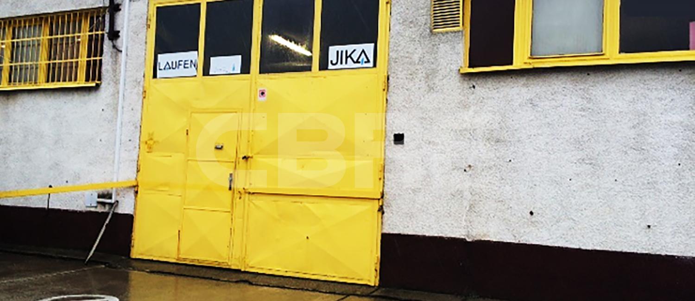 Rožňavská, Bratislava III. - 560 m2, Bratislavský kraj, Bratislava | Prenájom a predaj skladov a výrobných hál od CBRE