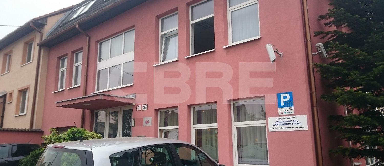 Za tehelňou 9, Bratislava - Ružinov | Prenájom kancelárií od CBRE