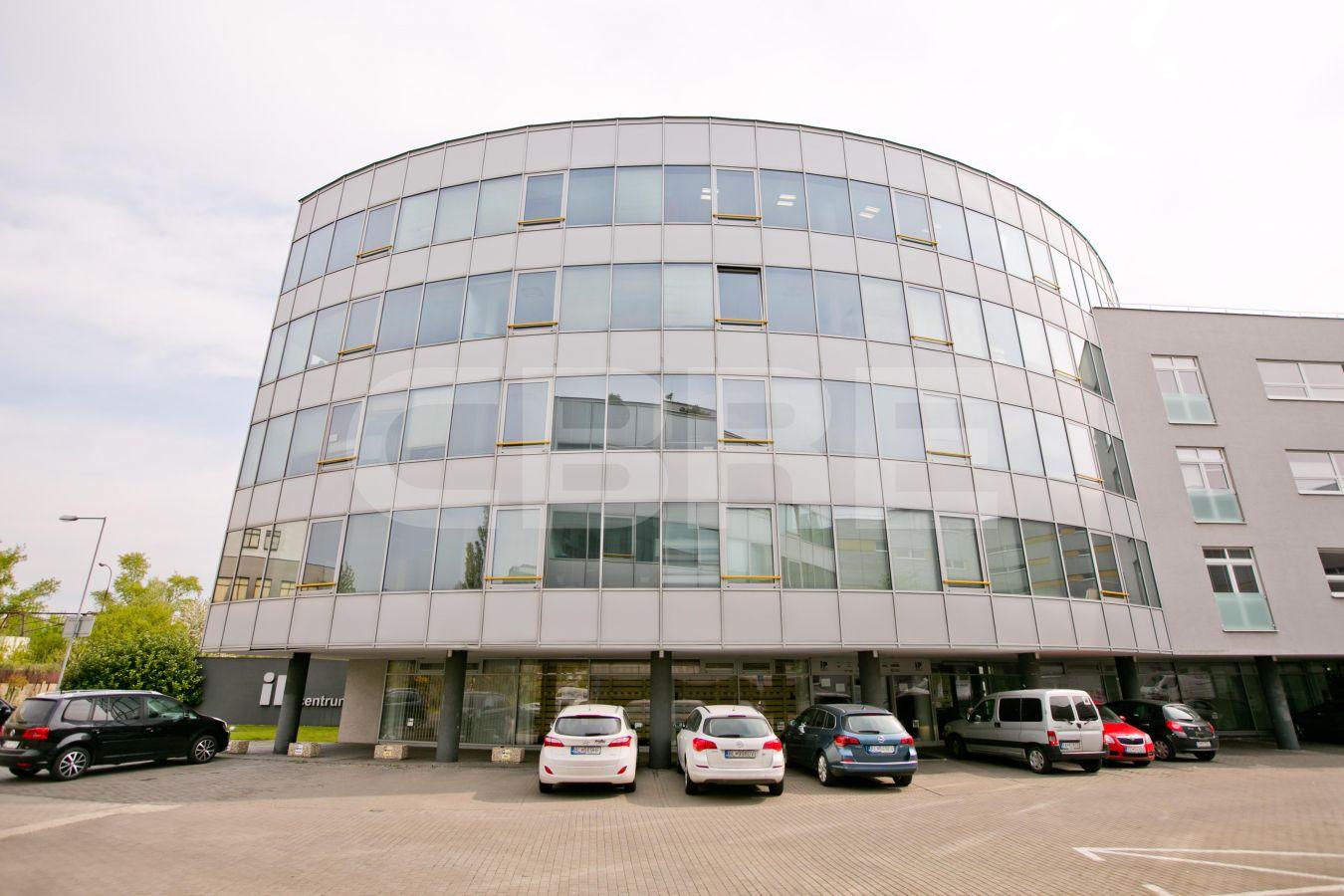 IP Centrum, Bratislava - Nové Mesto | Prenájom kancelárií od CBRE | 1