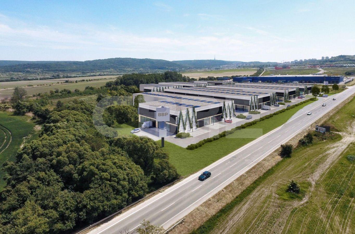 Bory Business Park, Bratislava - Devínska Nová Ves | Prenájom kancelárií od CBRE | 4