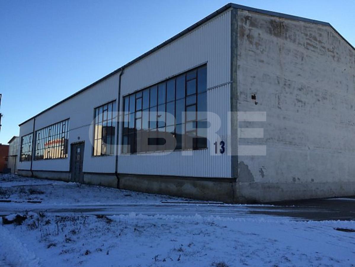 Stará Vajnorská, Bratislava III. - 950 m2, Bratislavský kraj, Bratislava | Prenájom a predaj skladov a výrobných hál od CBRE | 1