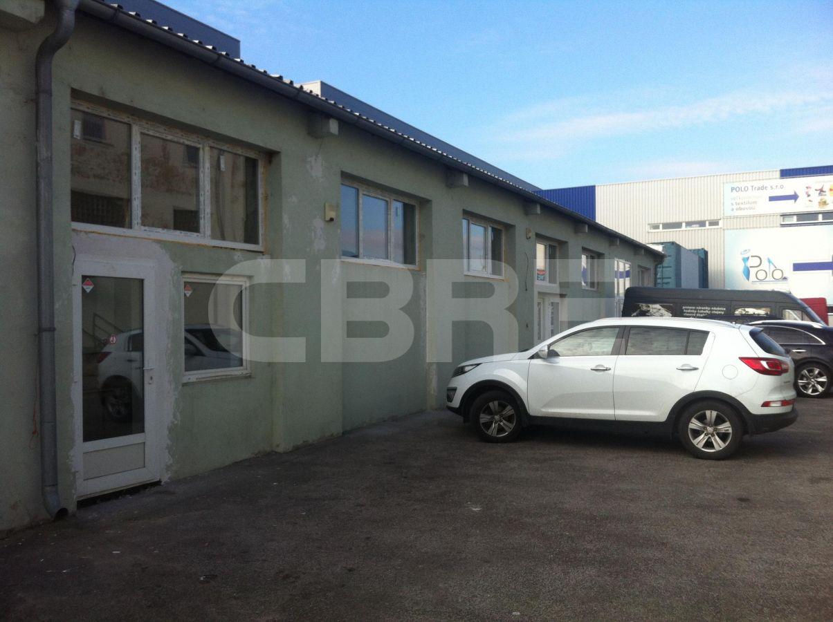 Stará Vajnorská, Bratislava III. - 300 m2, Bratislavský kraj, Bratislava | Prenájom a predaj skladov a výrobných hál od CBRE | 2