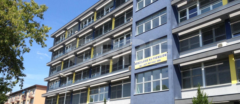 Drieňová 27 - Doprastav, Bratislava - Ružinov   Prenájom kancelárií od CBRE