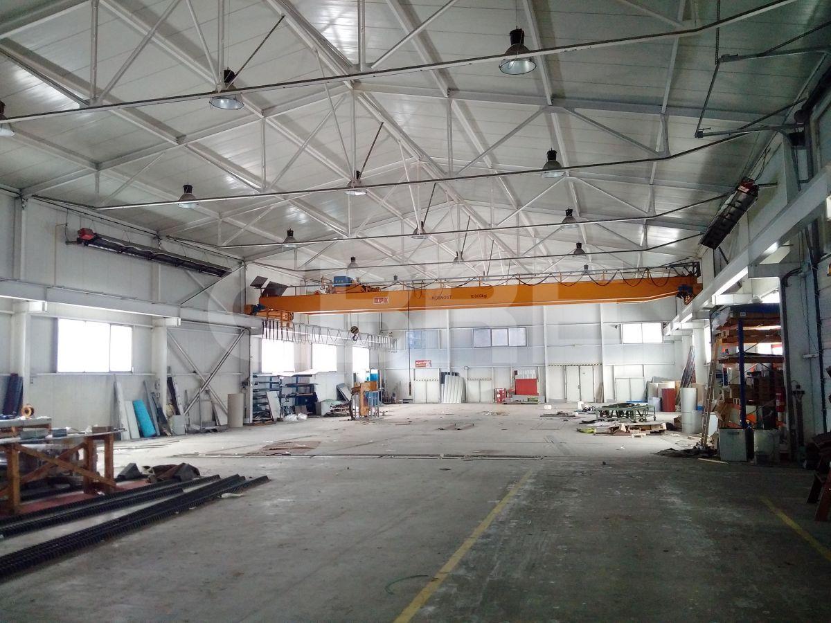 Výrobná hala, Južná trieda, Košický kraj, Košice | Prenájom a predaj skladov a výrobných hál od CBRE | 1