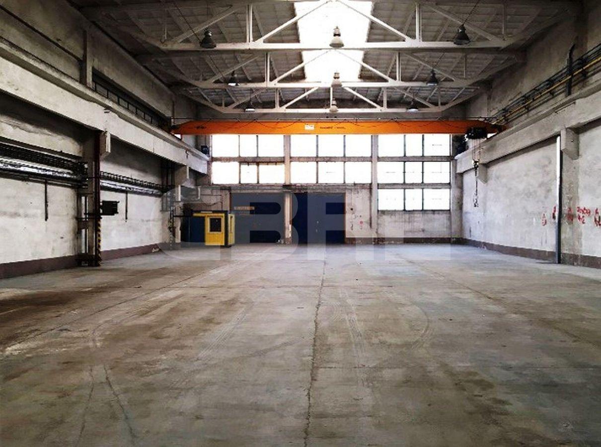 Turbínová, Nové Mesto, Bratislava III - 751,8 m², Bratislavský kraj, Bratislava | Prenájom a predaj skladov a výrobných hál od CBRE | 1