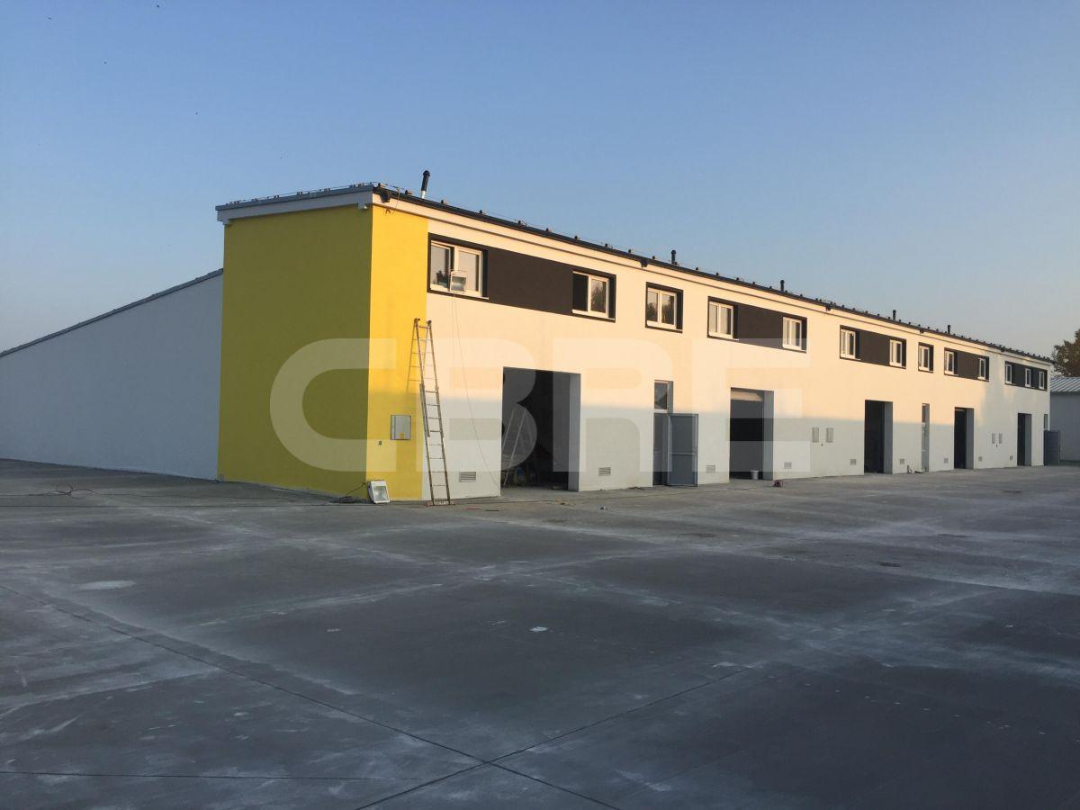 Bojnícka, Bratislava III - 1000 m2, Bratislavský kraj, Bratislava | Prenájom a predaj skladov a výrobných hál od CBRE | 1