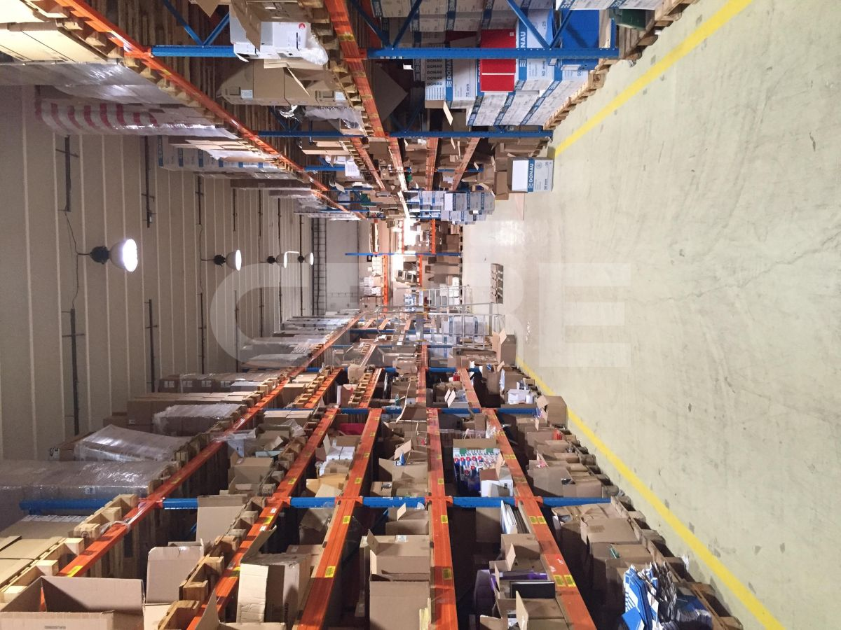 Rožňavská, Bratislava - 2484 m2, Bratislavský kraj, Bratislava | Prenájom a predaj skladov a výrobných hál od CBRE | 2