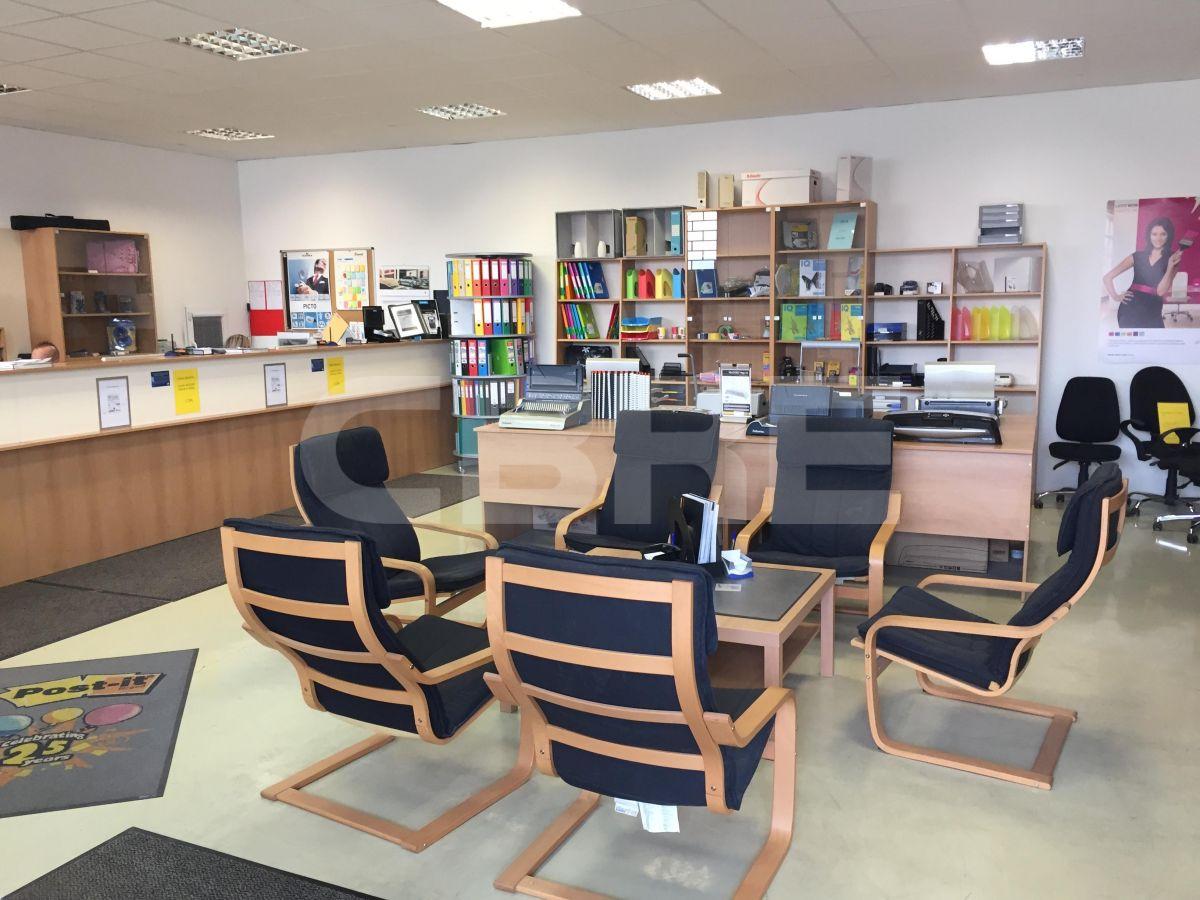 Rožňavská, Bratislava - 2484 m2, Bratislavský kraj, Bratislava | Prenájom a predaj skladov a výrobných hál od CBRE | 4