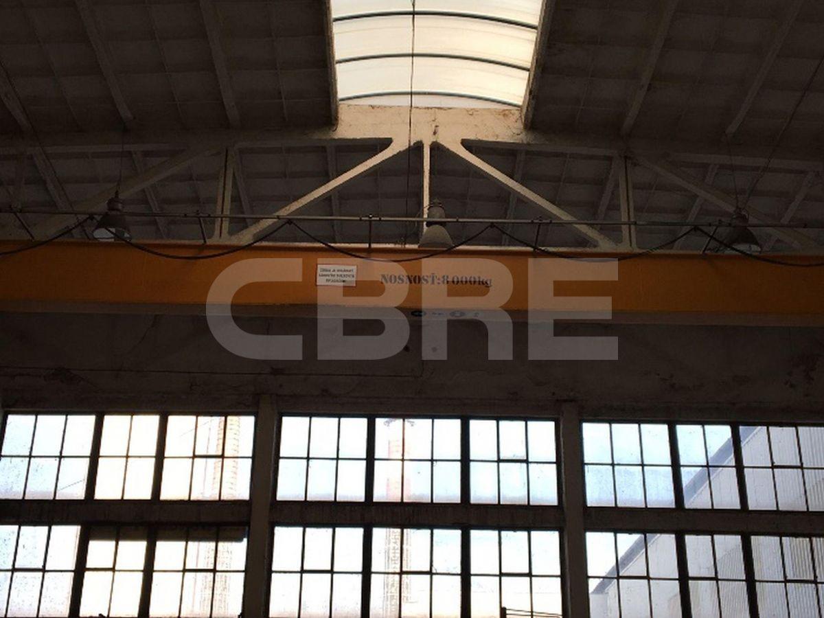 Turbínová, Bratislava III. - 751 m2, Bratislavský kraj, Bratislava | Prenájom a predaj skladov a výrobných hál od CBRE | 2