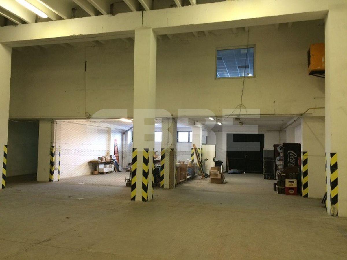 Na Pántoch, Bratislava III. - 445 m2, Bratislavský kraj, Bratislava | Prenájom a predaj skladov a výrobných hál od CBRE | 1