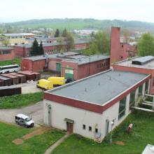 Areál SAD Banska Bystrica, Banskobystrický kraj, Banská Bystrica   Prenájom a predaj skladov a výrobných hál od CBRE