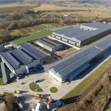 HT Technology park Vlkanová, Banskobystrický kraj, Vlkanová   Prenájom a predaj skladov a výrobných hál od CBRE