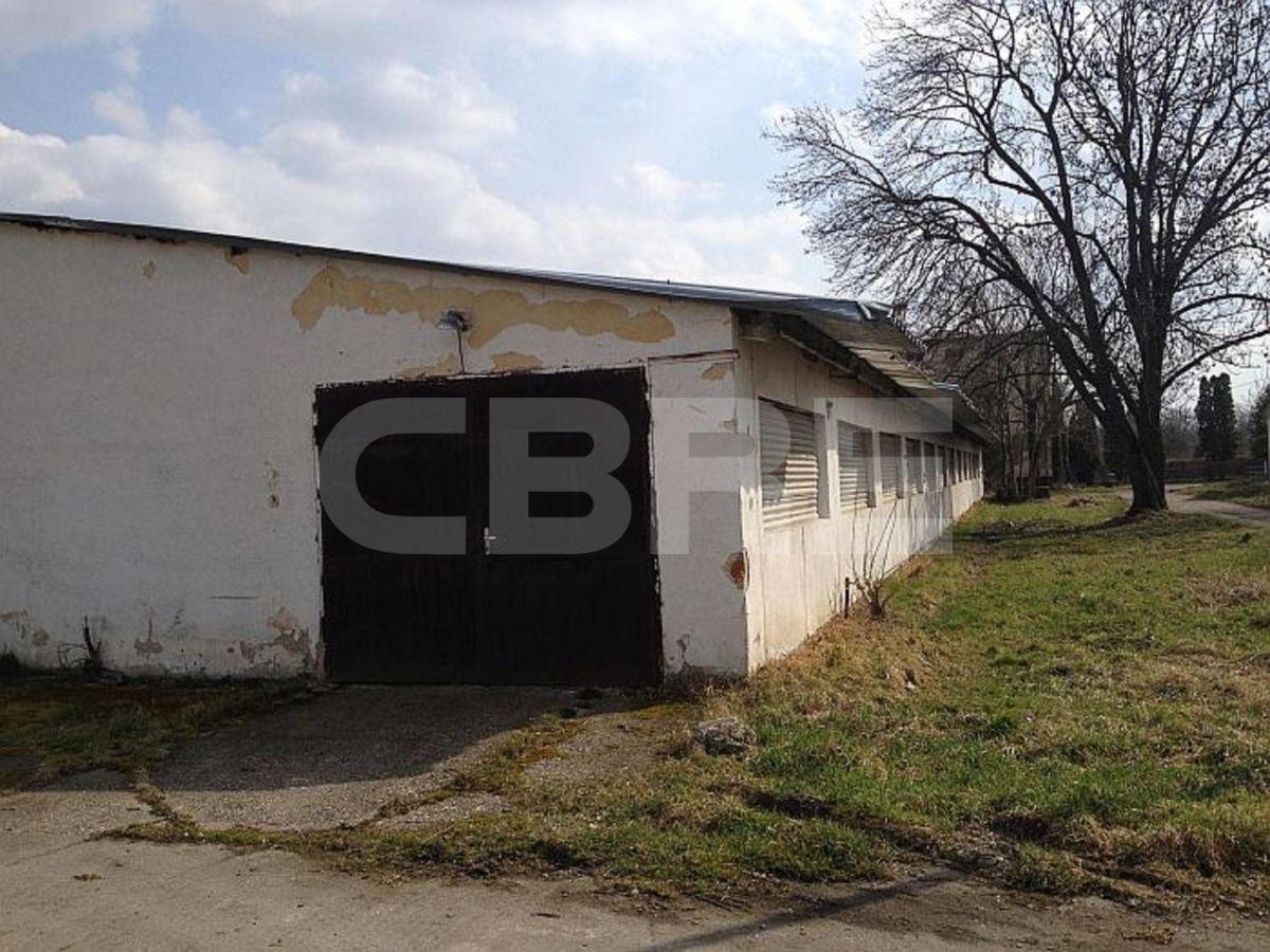 Ivanka pri Dunaji - 1200 m2, Bratislavský kraj, Ivanka pri Dunaji | Prenájom a predaj skladov a výrobných hál od CBRE | 2
