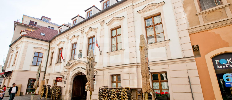 Keglevichov palác - Panská 27, Bratislava - Staré Mesto | Prenájom kancelárií od CBRE