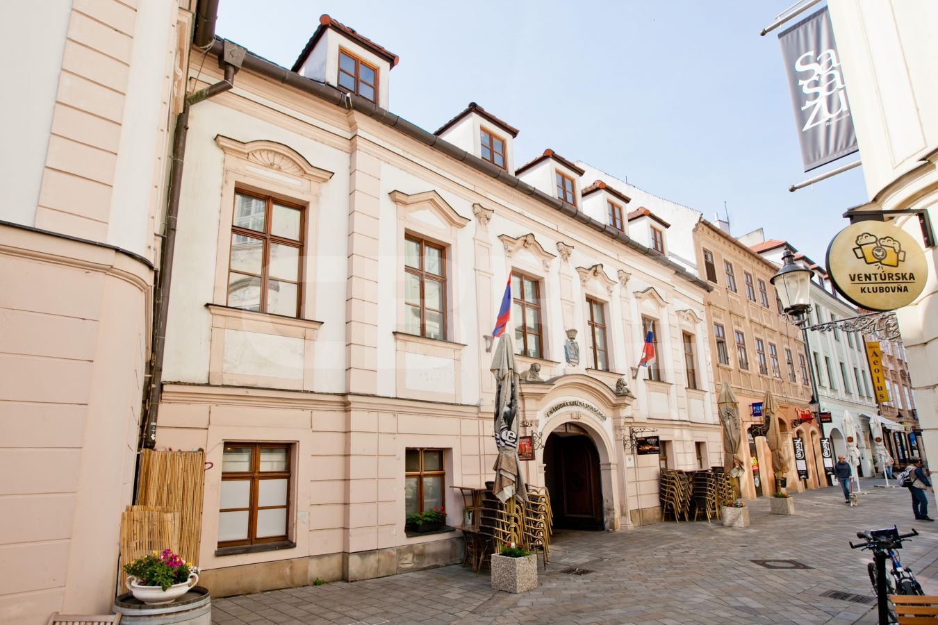 Keglevichov palác - Panská 27, Bratislava - Staré Mesto | Prenájom kancelárií od CBRE | 1