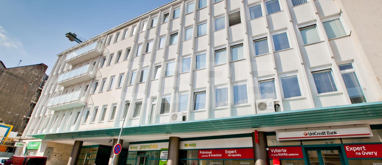 Panenská 7, Bratislava - Staré Mesto | Prenájom kancelárií od CBRE