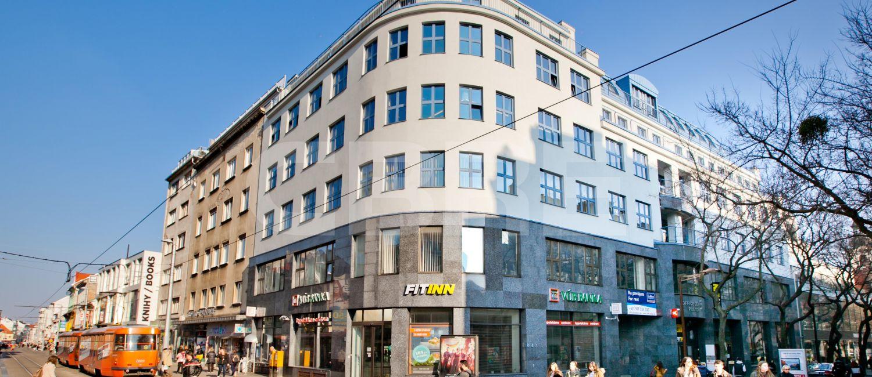 Poštová Office Center, Bratislava - Staré Mesto | Prenájom kancelárií od CBRE