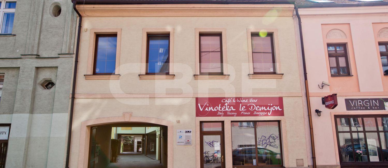 Panenská 18, Bratislava - Staré Mesto | Prenájom kancelárií od CBRE