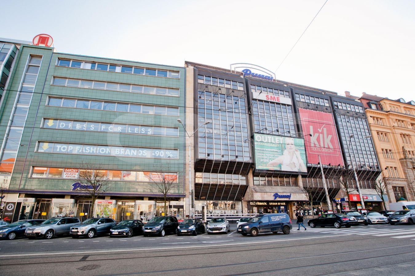 Dunaj, Bratislava - Staré Mesto | Prenájom kancelárií od CBRE | 2