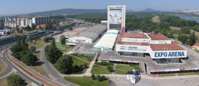 Incheba, Bratislava - Petržalka | Prenájom kancelárií od CBRE