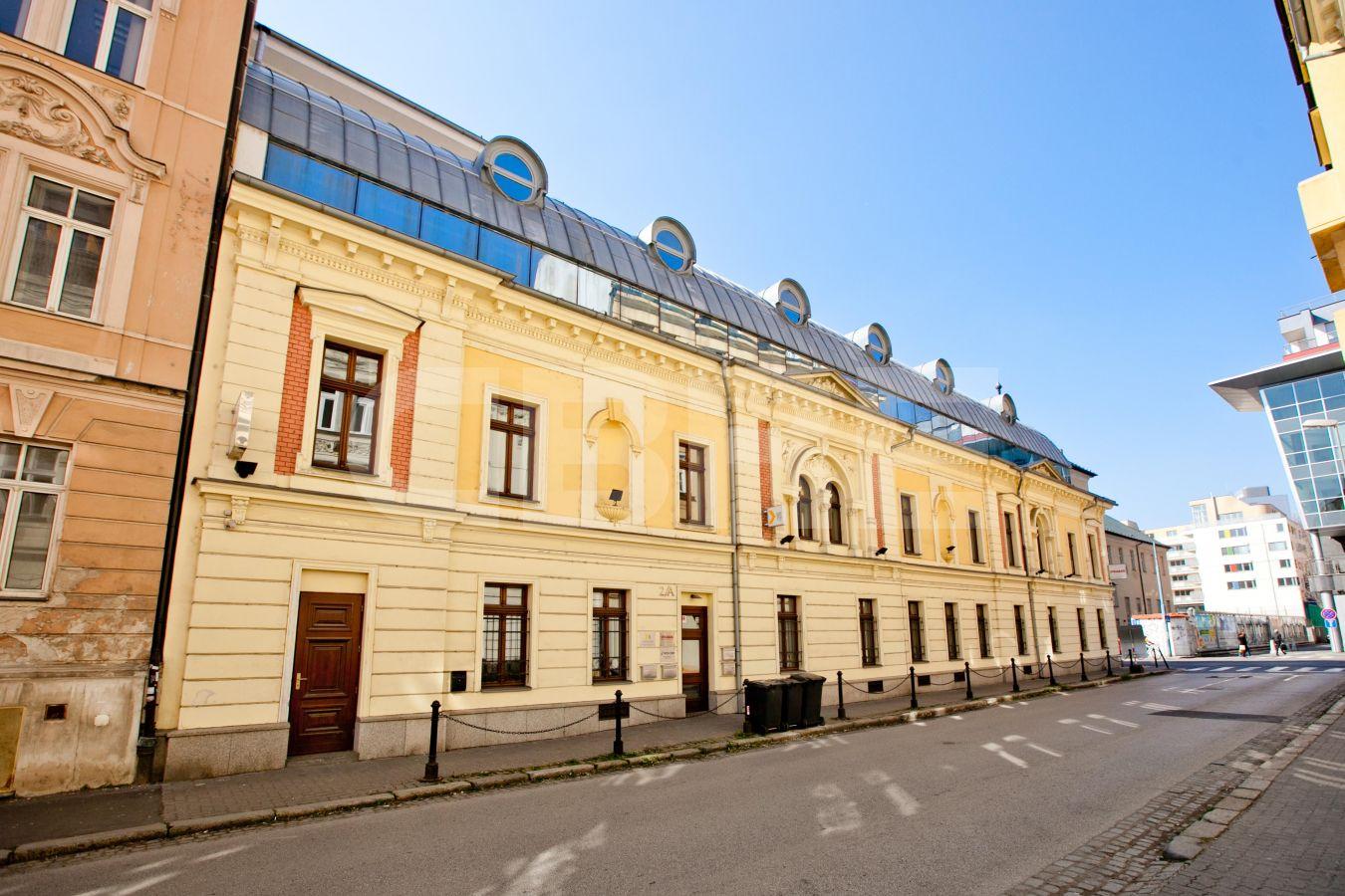 Klemensova 2, Bratislava - Staré Mesto | Prenájom kancelárií od CBRE | 1