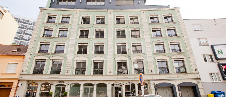 Hamilton House Rajská, Bratislava - Staré Mesto | Prenájom kancelárií od CBRE