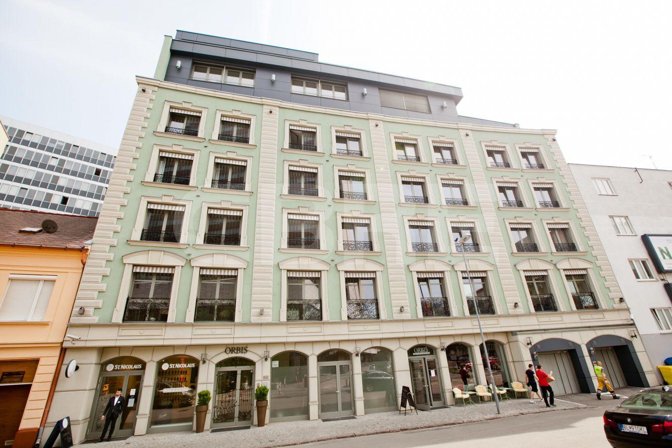 Hamilton House Rajská, Bratislava - Staré Mesto | Prenájom kancelárií od CBRE | 1