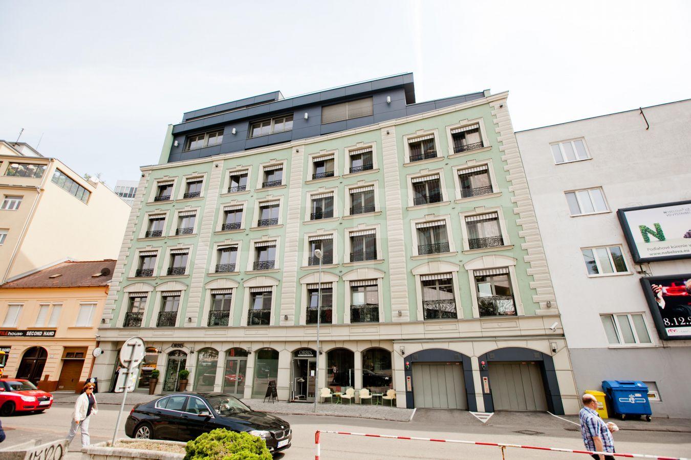 Hamilton House Rajská, Bratislava - Staré Mesto | Prenájom kancelárií od CBRE | 2