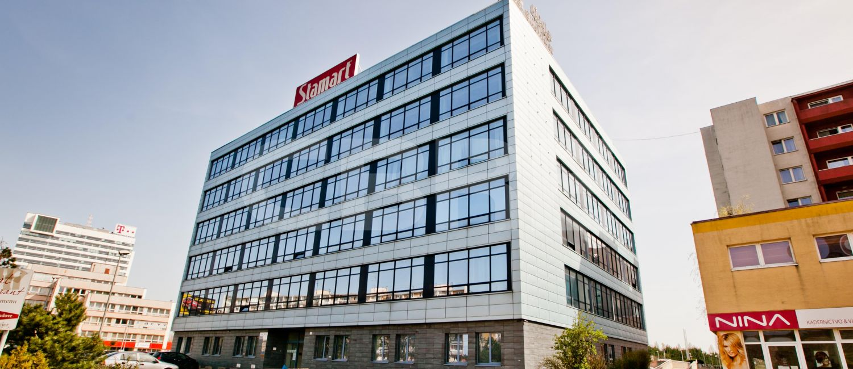 Quadro - Prievozská, Bratislava - Ružinov | Prenájom kancelárií od CBRE