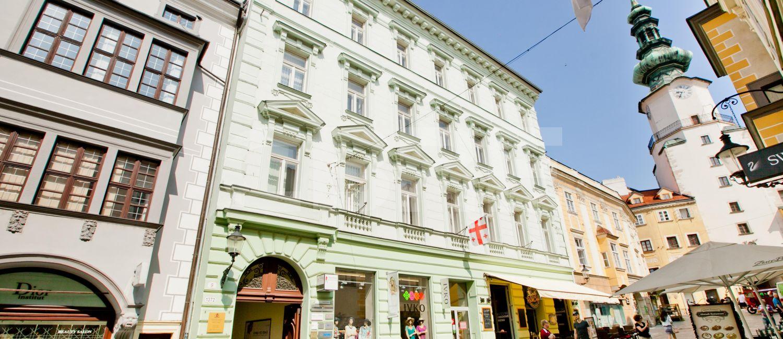 Michalská 9, Bratislava - Staré Mesto | Prenájom kancelárií od CBRE