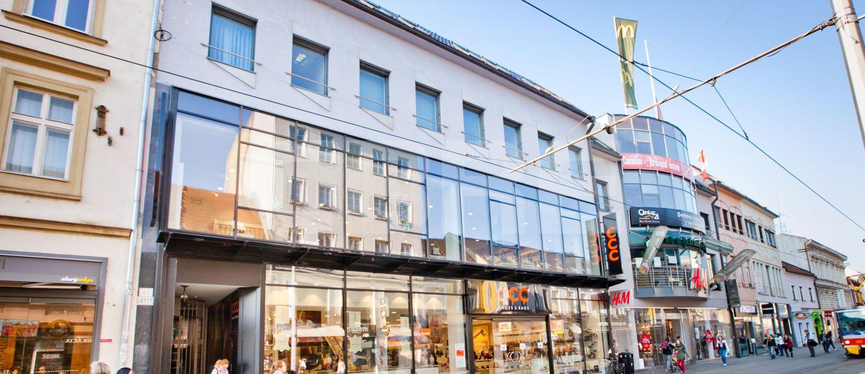 Obchodná 43 - 45, Bratislava - Staré Mesto | Prenájom kancelárií od CBRE