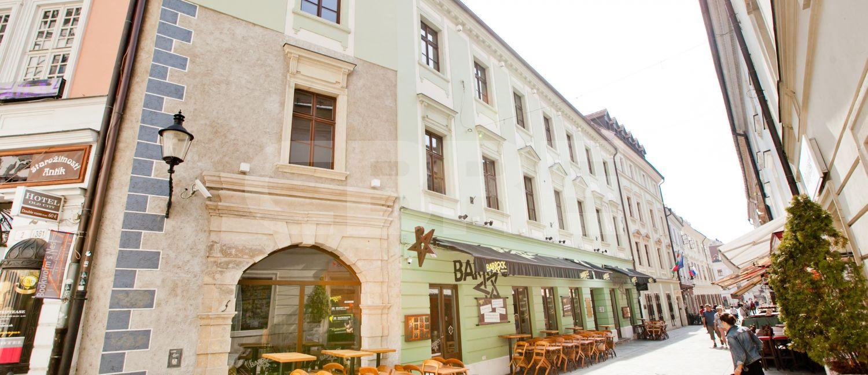 Sedlárska 1, Bratislava - Staré Mesto | Prenájom kancelárií od CBRE