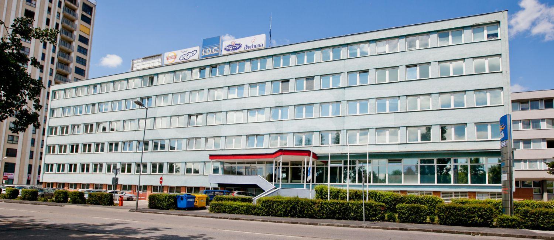 Lake building, Bratislava - Nové Mesto | Offices for rent by CBRE