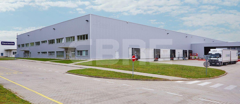 AIG Lozorno - Hall C, Bratislavský kraj, Lozorno | Prenájom a predaj skladov a výrobných hál od CBRE