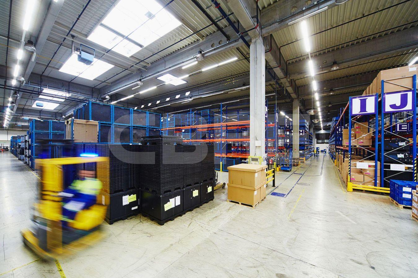 AIG Lozorno - Hall E, Bratislavský kraj, Lozorno | Prenájom a predaj skladov a výrobných hál od CBRE | 2